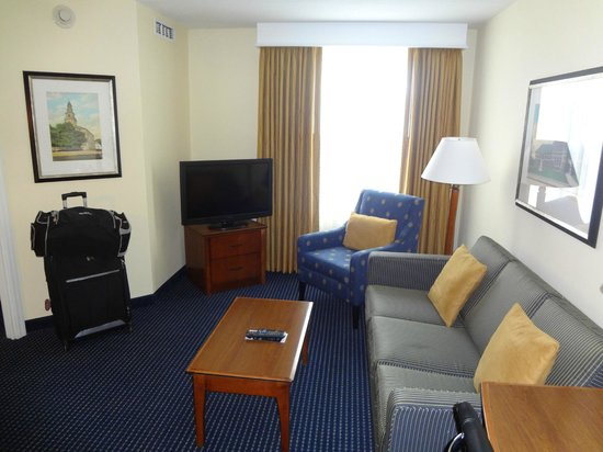 Residence Inn by Marriott Boston Woburn: Cuarto