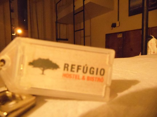 Refugio Hostel: Quarto