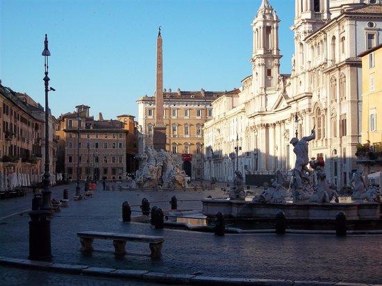 Residenza Montecitorio : piazza navona