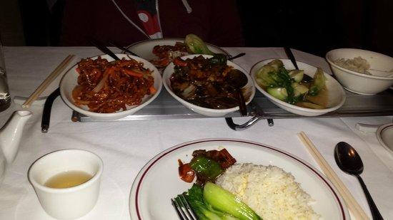Chu Chin Chow: Main