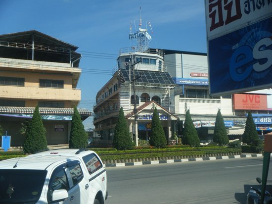 Navy Home Hotel from street (vessel-like)