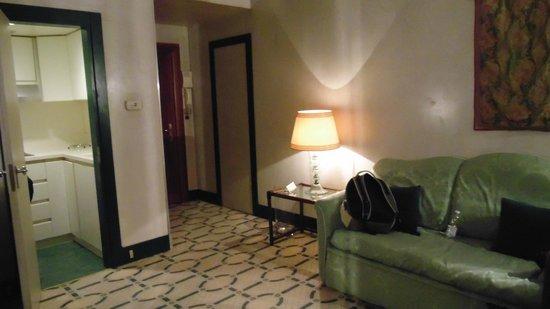 Palazzo del Giglio : porta do apartamento