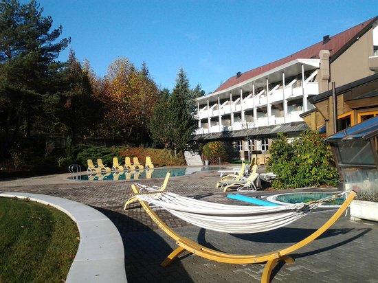 Thermenhotel Stoiser: im november