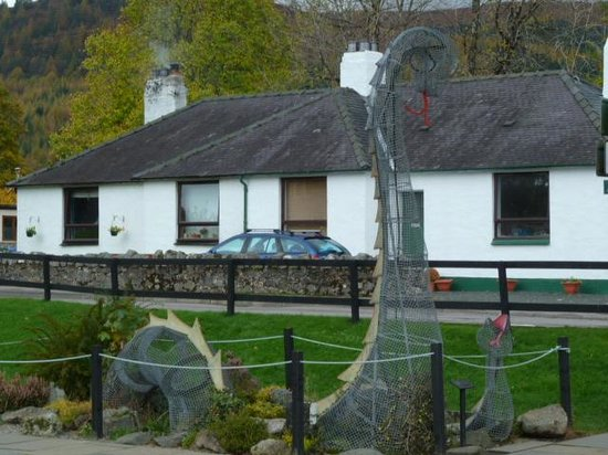 The Bothy Restaurant and Bar: loch ness