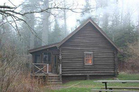 Tettegouche Camp