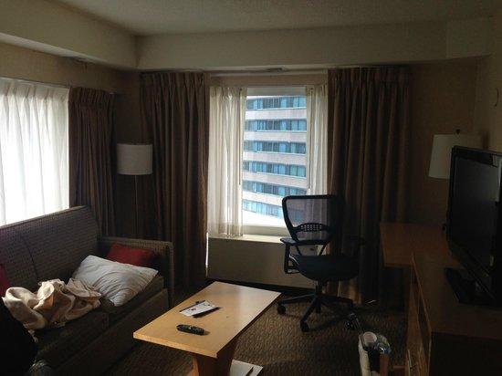 Comfort Suites Michigan Avenue / Loop: Living room