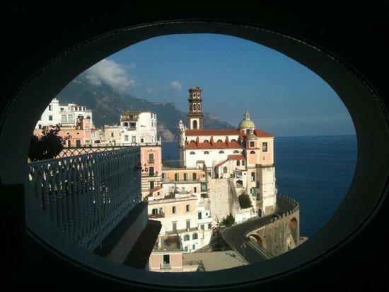 Palazzo Ferraioli : view from solarium