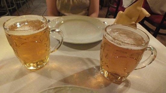 taj palace: Drinks