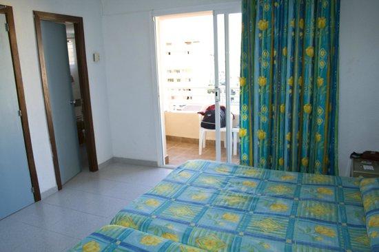 camera 115 hotel mediodia