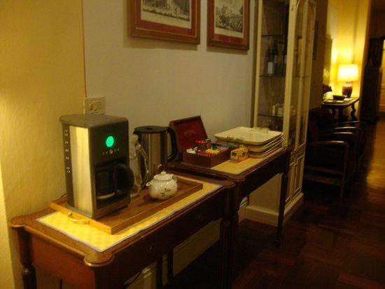 Residenza Johanna I: Café e chá