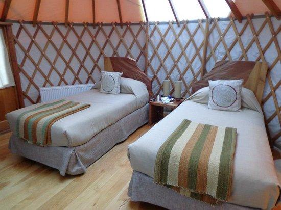 Patagonia Camp: yurt 17
