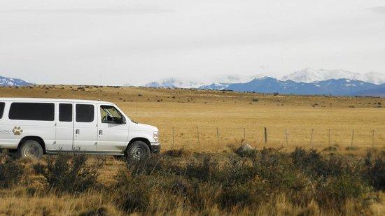 Patagonia Camp: tour pelo parque