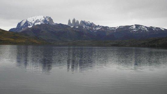 Patagonia Camp: laguna azul