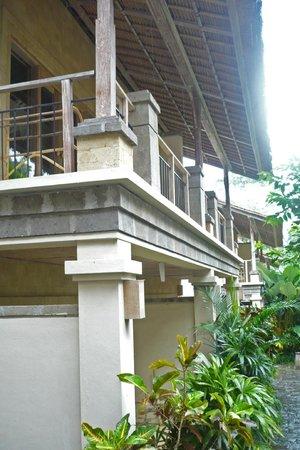Puri Sunia Resort: un étage
