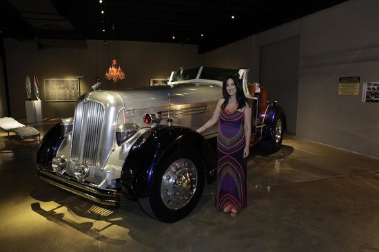 Gallery of Amazing Things: Art car from Event