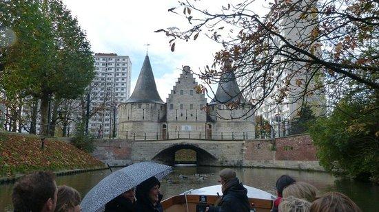 De Bootjes van Gent : Boat tour