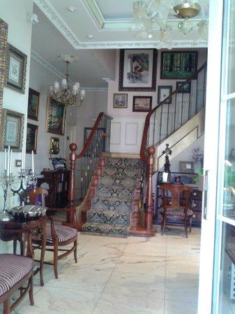 Hotel Boutique Las Brisas: entrada