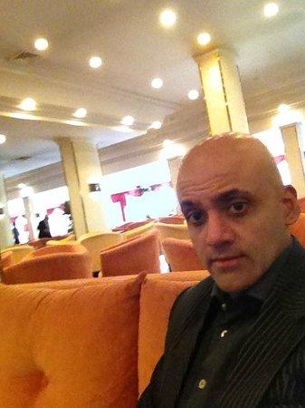 Tehran Homa Hotel: lobby