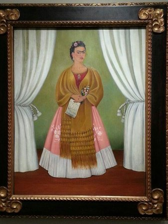 National Museum of Women in the Arts: Frida Kahlo
