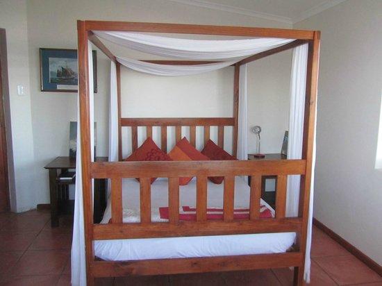 Wilderness Beach house : Chambre N°1