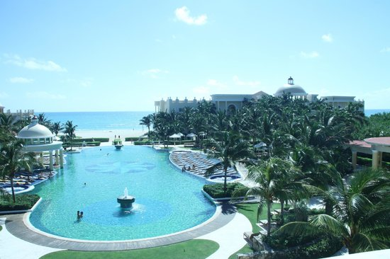 Iberostar Grand Hotel Paraiso: The View from Toni's Surf N Turf