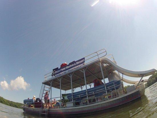 Kentucky Lakes / Prizer Point KOA: Big enough...