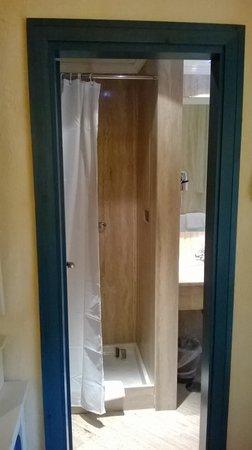 Forte Village Resort - Hotel Bouganville : shower