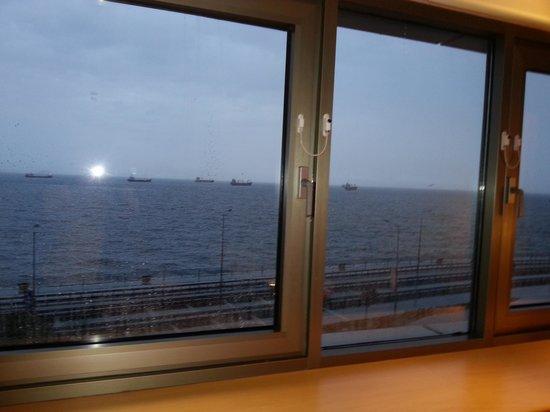 Ibis Istanbul City West Hotel: manzara