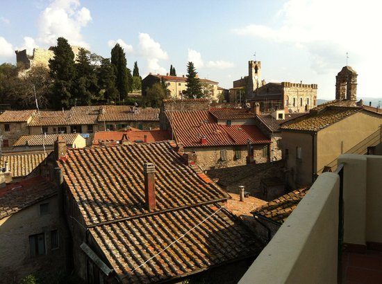 Residence Casa Vacanze Il Chiostro : Vista dal terrazzo dell'app. 2