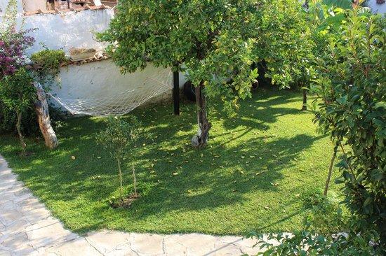 Villa Konak Hotel Kusadasi: giardino