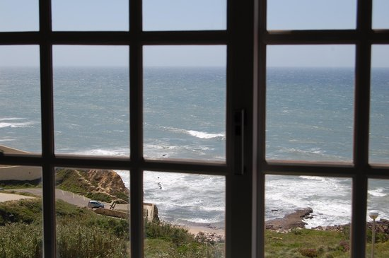 The Wave Beach 'n' Surf Hostel: The view