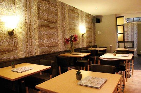 Veurne, Belgia: Gezellig interieur