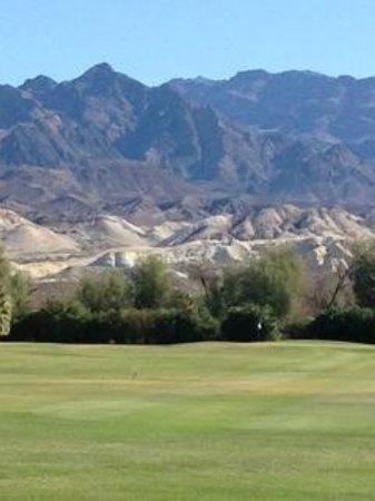 Furnace Creek Golf Course: Majestic Views