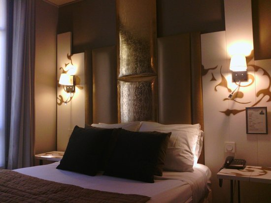 Hotel de France Invalides : Chambre Exécutive