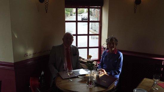L'Ariosto's Restaurant Cowbridge: our restaurant...