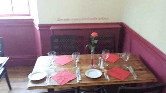 L'Ariosto's Restaurant Cowbridge: our restaurant...our restaurant...