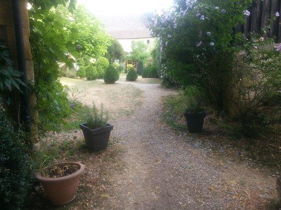 Ferme de Tayac : The grounds