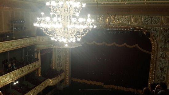 Latvian National Opera: Inside of opera building