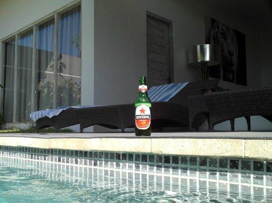 Bali Cosy Villa: piscine