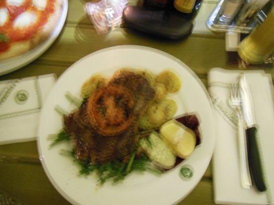Forsterbrau: Steak