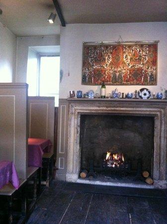Mr. Salvat's Coffee Room: the front room