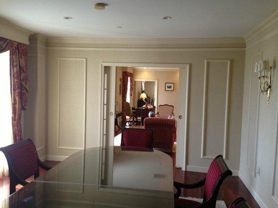 Willard InterContinental Washington: Estancia Suite Washington