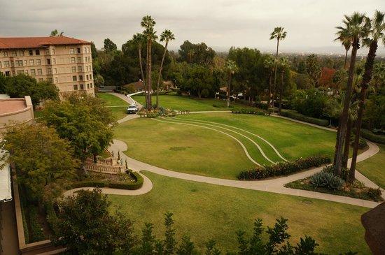 The Langham Huntington, Pasadena, Los Angeles: View from room 660