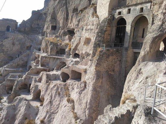 Tirebi Guesthouse: Vardia