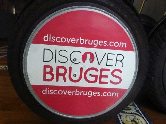 Segway Bruges: segway