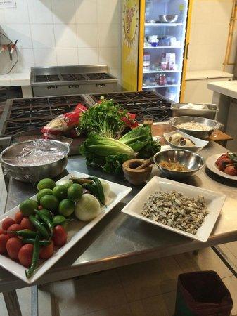Restaurante La Guaya: Private cooking class