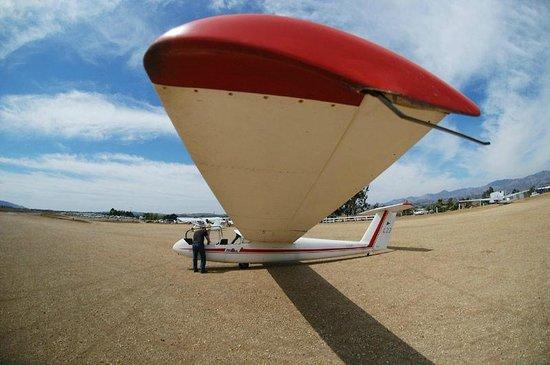 Santa Barbara Soaring: Depart