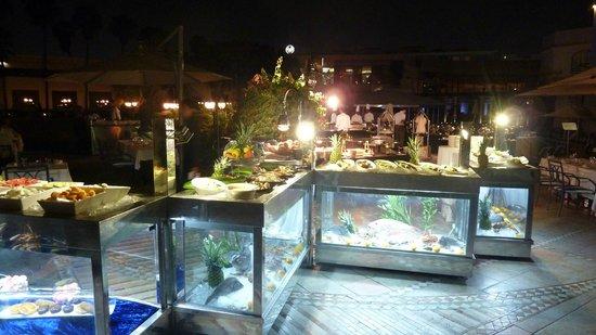 Yalumba: Seafood Night