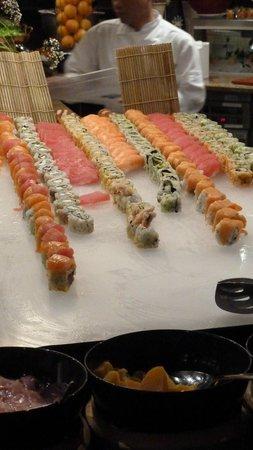 Yalumba: Sushi