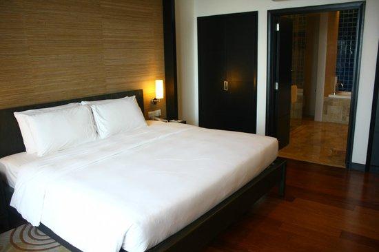 Nexus Resort & Spa Karambunai : 主人房